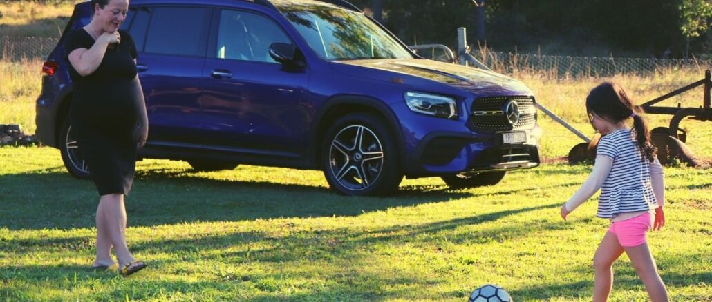 Mercedes-Benz GLB 2020 top 3 family friendly features
