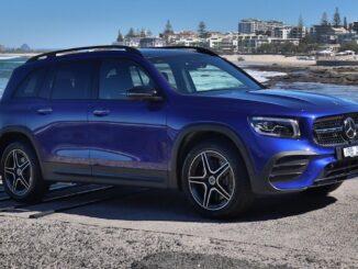 Mercedes-Benz GLB 2020 family car review