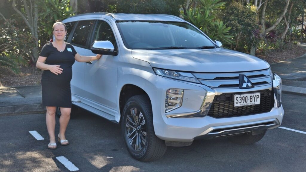 MITSUBISHI PAJERO SPORT 4X4 top 3 family-friendly features