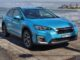 Subaru XV hybrid 2020 review