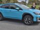 Subaru XV hybrid 2020 top 3 features