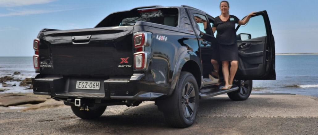 ISUZU D-MAX X-TERRAIN 2021 DUAL CAB UTE