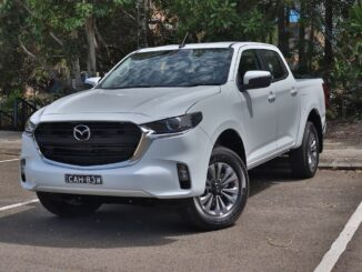 2021 Mazda BT-50 XT family car review
