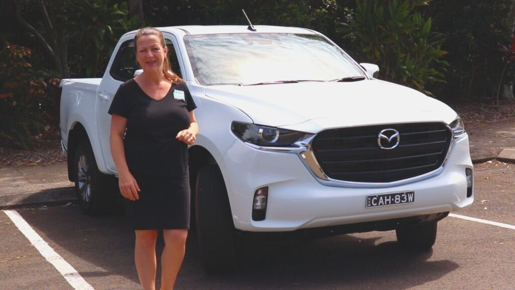 2021 Mazda BT-50 XT top 3 family friendly features