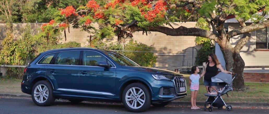 Audi Q7 2021 family car review