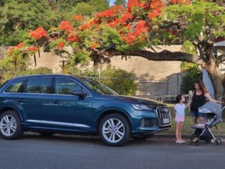Audi Q7 2021 family car review