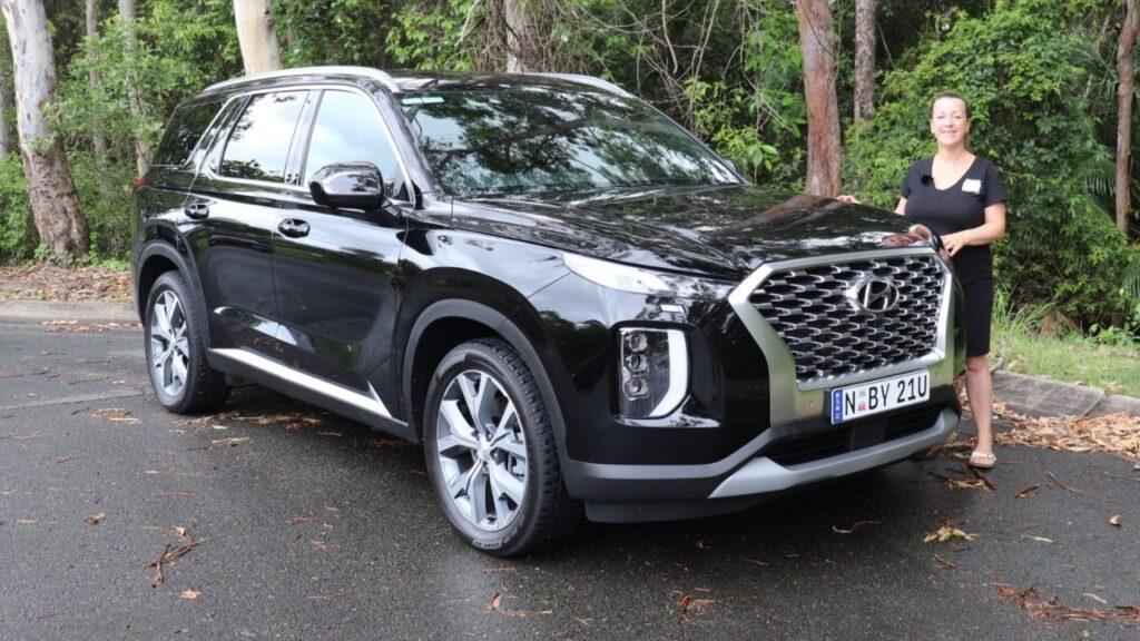 2021 Hyundai Palisade Highlander family car review
