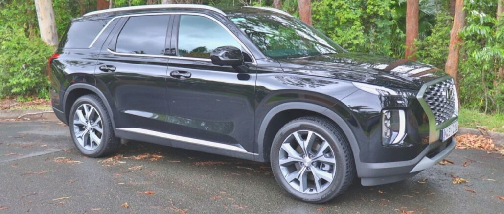 2021 Hyundai Palisade Highlander top 10 family friendly features