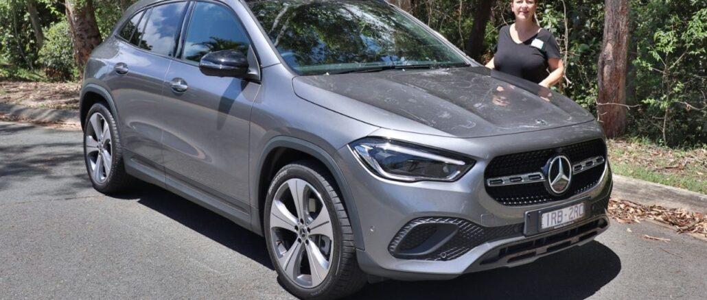 2021 Mercedes-Benz GLA 250 review