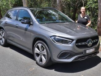 2021 Mercedes-Benz GLA 250 review