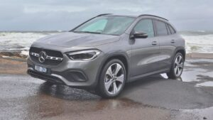 2021 Mercedes-Benz GLA 250 top 3 family friendly feature