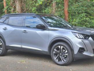 2021 Peugeot 2008