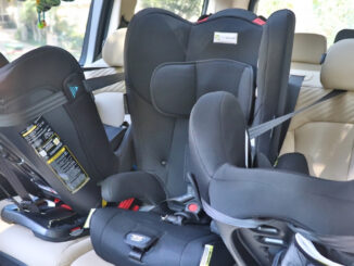 Which Infasecure Child Seats will fit in my car